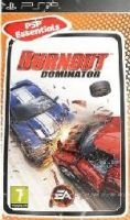 Burnout Dominator Essentials (PSP, UMD Video): PSP Game