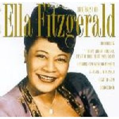 Ella Fitzgerald Best Of (CD): Ella Fitzgerald