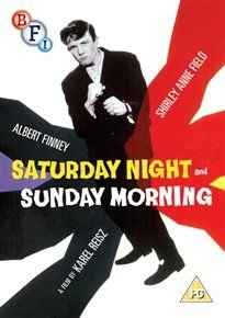 Saturday Night and Sunday Morning (DVD): Albert Finney, Shirley Anne Field, Hylda Baker, Rachel Roberts, Bryan Pringle, Norman...