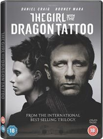 The Girl With the Dragon Tattoo (DVD): Daniel Craig, Stellan Skarsgård, Rooney Mara, Robin Wright, Christopher Plummer, Joely...