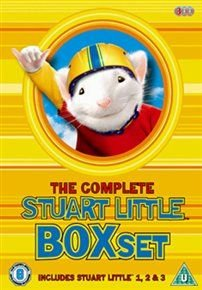 Stuart Little 1-3 (DVD, Boxed set): Jonathan Lipnicki, Jeffrey Jones, Connie Ray, Allyce Beasley, Brian Doyle Murray, Estelle...