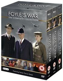 Foyle's War: The Complete Series 1-7 (DVD): Michael Kitchen, Honeysuckle Weeks, Anthony Howell, Julian Ovenden, Michael...