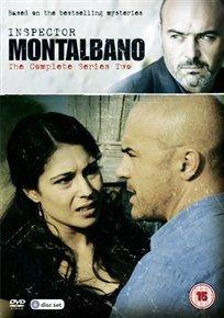 Inspector Montalbano: The Complete Series Two (Italian, DVD): Luca Zingaretti, Katharina Böhm, Peppino Mazzotta, Angela Russo,...