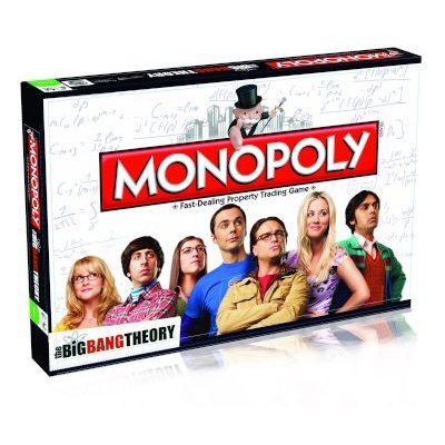 Monopoly - The Big Bang Theory: