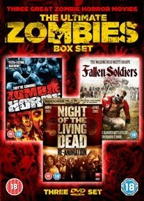 The Ultimate Zombies Collection (DVD): Ryan Thompson, Bill Thomas, Jeff Broadstreet