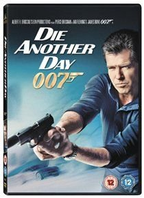 Die Another Day (DVD): Pierce Brosnan, Halle Berry, John Cleese, Judi Dench, Toby Stephens, Rick Yune, Rosamund Pike, Michael...