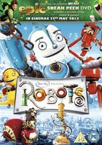 Robots (DVD): Halle Berry, Lucille Bliss, Terry Bradshaw, Jim Broadbent, Mel Brooks, Amanda Bynes, Drew Carey, Jennifer...