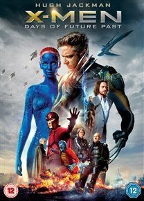 X-Men: Days of Future Past (DVD): Halle Berry, Michael Fassbender, Evan Peters, Hugh Jackman, Jennifer Lawrence, Peter...