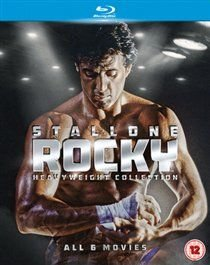 Rocky: The Complete Saga (Blu-ray disc): Evelyn Guerero, Betty Kennedy, Sy Kramer, Rikki Marin, Beverly D'Angelo, Jan...