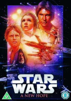 Star Wars Episode IV - A New Hope (DVD): Harrison Ford, Kenny Baker, Shelagh Fraser, Alex McCrindle, Jack Klaff, Leslie...