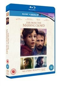 Far from the Madding Crowd (Blu-ray disc): Michael Sheen, Jessica Barden, Bradley Hall, Matthias Schoenaerts, Juno Temple,...