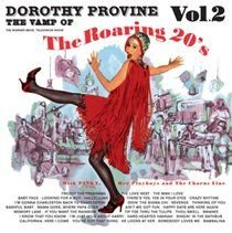 Dorothy Provine - The Vamp of the Roaring 20's (CD): Dorothy Provine