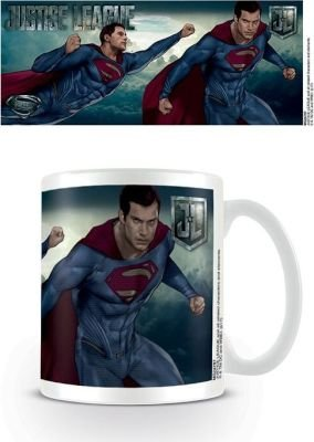Justice League Movie - Superman Action Mug (315ml):