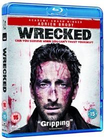 Wrecked (Blu-ray disc): Adrien Brody, Caroline Dhavernas, Tim Robbins, Adrian Holmes, Jacob Blair, Mark McConchie