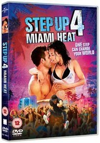 Step Up 4 - Miami Heat (DVD): Kathryn McCormick, Ryan Guzman, Stephen Boss, Chadd Smith, Megan Boone, Jessica Guadix, Cleopatra...