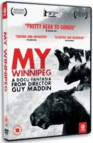My Winnipeg (DVD): Guy Maddin, Ann Savage, Amy Stewart, Louis Negin, Brendan Cade
