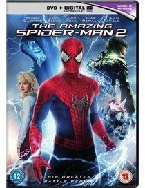 The Amazing Spider-Man 2 (DVD): Andrew Garfield, Emma Stone, Jamie Foxx, Paul Giamatti, Dane DeHaan, Campbell Scott, Embeth...