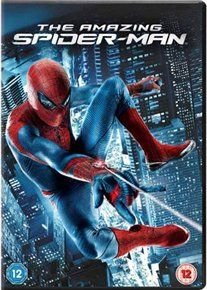 The Amazing Spider-Man (English & Foreign language, DVD): Emma Stone, Andrew Garfield, Chris Zylka, Rhys Ifans, Martin Sheen,...