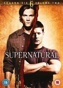Supernatural: Season 6 - Part 2 (DVD): Jensen Ackles, Jared Padalecki, Jim Beaver, Misha Collins, Kim Johnston Ulrich, Julia...