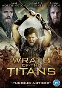 Wrath of the Titans (DVD): Liam Neeson, Ralph Fiennes, Sam Worthington, Bill Nighy, Rosamund Pike, Édgar Ramírez, Danny Huston,...