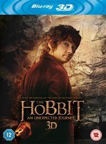 The Hobbit: An Unexpected Journey (English & Foreign language, Blu-ray disc): Martin Freeman, Ian McKellen, Cate Blanchett,...
