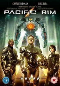 Pacific Rim (English, Spanish, DVD): Charlie Hunnam, Rinko Kikuchi, Ron Perlman, Idris Elba, Charlie Day, Clifton Collins Jr,...