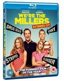 We're the Millers: Extended Cut (English & Foreign language, Blu-ray disc): Jason Sudeikis, Jennifer Aniston, Emma...