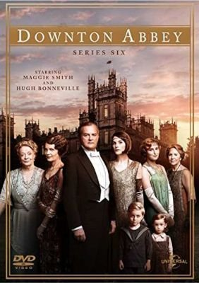 Downton Abbey - Season 6 - The Final Season (DVD): Maggie Smith, Hugh Bonneville