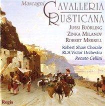 Various Artists - Mascagni: Cavalleria Rusticana (CD): Pietro Mascagni, Renato Cellini, Zinka Milanov, Jussi Bjorling, Carol...