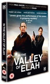 In the Valley of Elah (DVD): Tommy Lee Jones, Charlize Theron, Jason Patric, Susan Sarandon, James Franco, Barry Corbin, Josh...