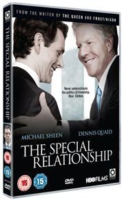 The Special Relationship (DVD): Michael Sheen, Dennis Quaid, Helen McCrory, Hope Davis, Lara Pulver, Adam Godley, Chris Wilson,...