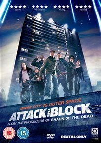 Attack the Block (DVD): Jodie Whittaker, Luke Treadaway, Maggie McCarthy, John Boyega, Alex Esmail, Leeon Jones, Franz Drameh,...