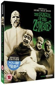 The Plague of the Zombies (Blu-ray disc): André Morell, Diane Clare, Jacqueline Pearce, John Carson, Brook Williams, Dennis...