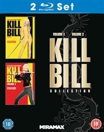 Kill Bill: Volumes 1 and 2 (Blu-ray disc): Uma Thurman, Lucy Liu, Vivica A. Fox, Daryl Hannah, Julie Dreyfus, David Carradine,...