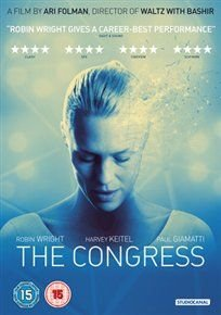 The Congress (DVD): Jon Hamm, Danny Huston, Michael Landes, Sami Gayle, Harvey Keitel, Kodi Smit-McPhee, Michael Stahl-David,...