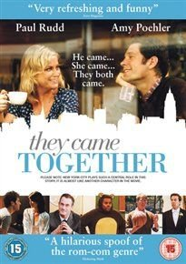 They Came Together (DVD): Jack McBrayer, Jason Mantzoukas, Bill Hader, Ed Helms, Max Greenfield, Michael Showalter, Amy...