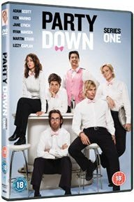 Party Down: Series 1 (DVD): Adam Scott, Ryan Hansen, Ken Marino, Martin Starr, Lizzy Caplan, Megan Mullally, Jane Lynch,...