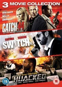 Catch .44/Switch/Hijacked (English, French, DVD): Bruce Willis, Malin Åkerman, Deborah Ann Woll, Nikki Reed, Forest Whitaker,...
