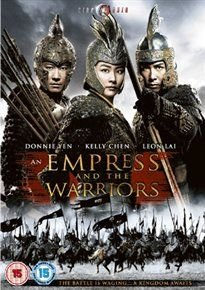 An  Empress and the Warriors (Chinese, DVD): Donnie Yen, Xiaodong Guo, Zhenghai Kou, Kelly Chen, Leon Lai, Weihua Liu, Shan...