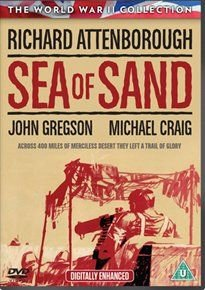 Sea of Sand (DVD): Michael Craig, Barry Foster, Ray McAnally, John Gregson, Percy Herbert, George Murcell, Andrew Faulds,...