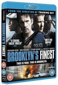 Brooklyn's Finest (Blu-ray disc): Richard Gere, Don Cheadle, Ethan Hawke, Wesley Snipes, Vincent D'Onofrio, Brian F...