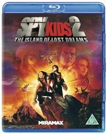 Spy Kids 2 - The Island of Lost Dreams (Blu-ray disc): Antonio Banderas, Carla Gugino, Alexa Vega, Daryl Sabara, Mike Judge,...