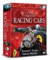 Classic Racing Cars Ferrari Lotus And Aston Martin Dvd Movies