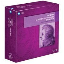 Various Artists - Mozart: Complete Symphonies (CD, Boxed set): Wolfgang Amadeus Mozart, Jeffrey Tate, English Chamber Orchestra