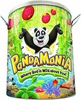 Pandamania Starter Kit - Where God Is Wild about You: Group Publishing