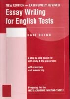 Essay Writing for English Tests (Paperback, New edition): Gabi Duigu