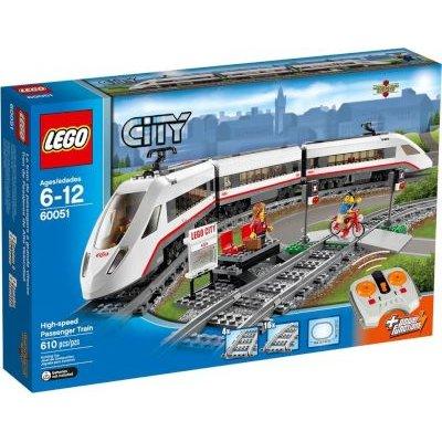 LEGO City - High-Speed Passenger Train: