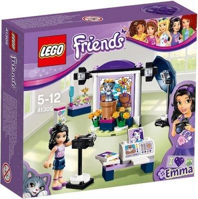 LEGO Friends - Emma's Photo Studio: