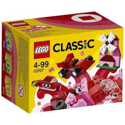 LEGO Classic - Red Creativity Box:
