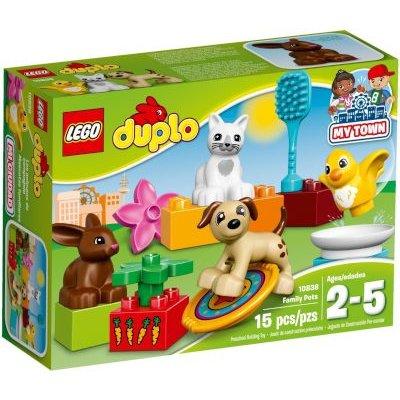 LEGO DUPLO - Family Pets: